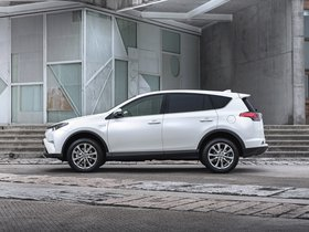 Ver foto 5 de Toyota RAV4 Hybrid 2015