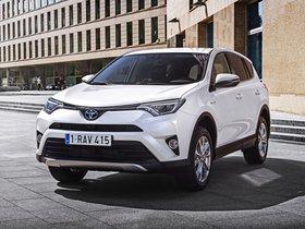 Ver foto 3 de Toyota RAV4 Hybrid 2015