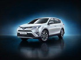 Ver foto 28 de Toyota RAV4 Hybrid 2015