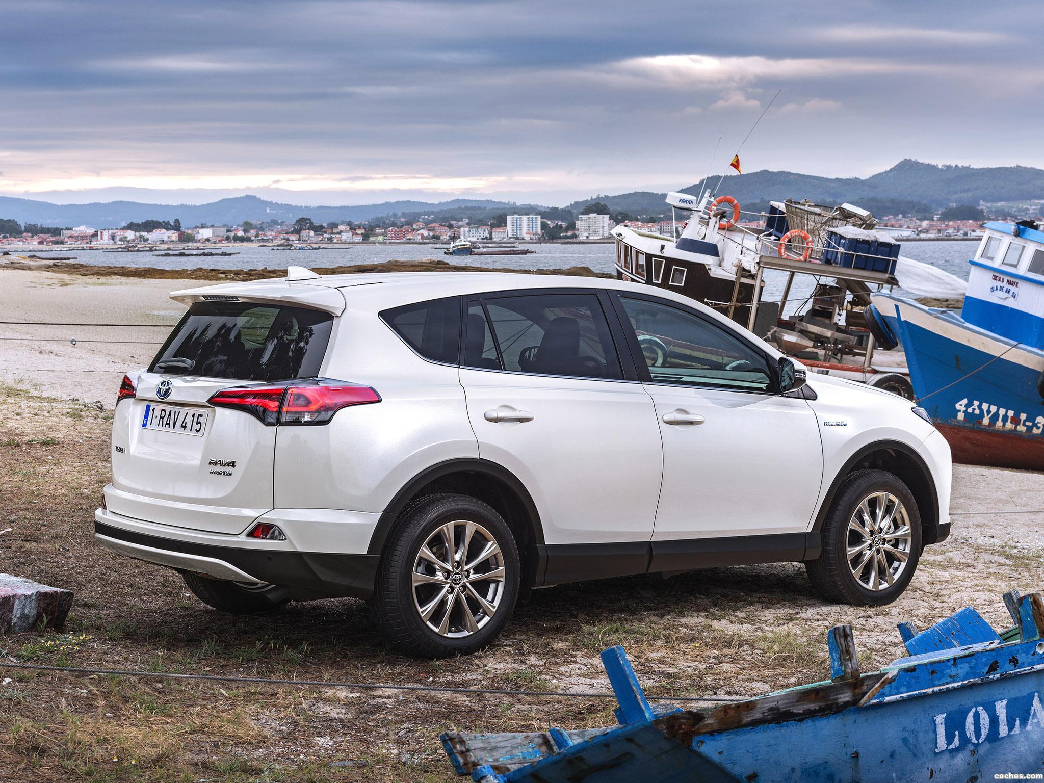 Foto 11 de Toyota RAV4 Hybrid 2015