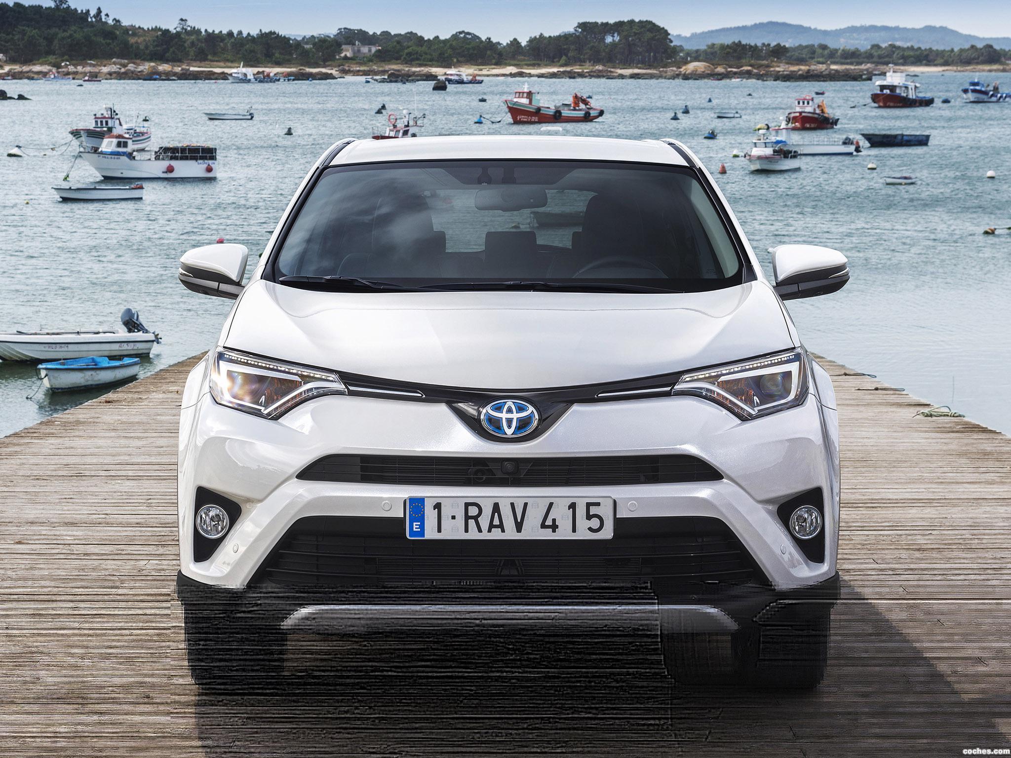 Foto 9 de Toyota RAV4 Hybrid 2015
