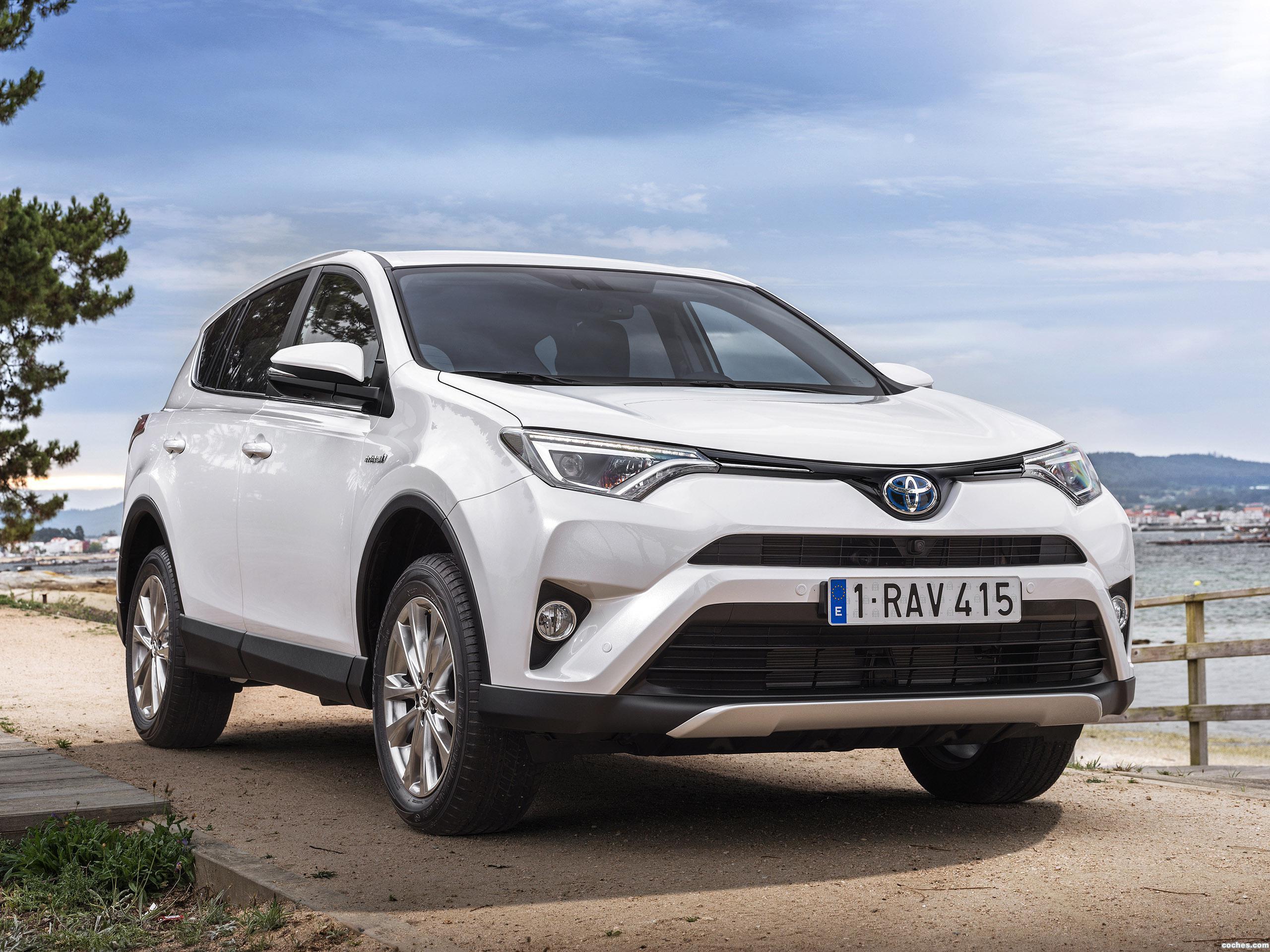 Foto 0 de Toyota RAV4 Hybrid 2015