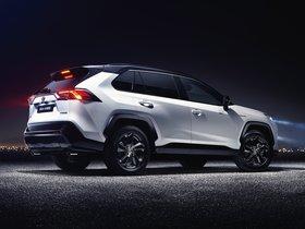 Ver foto 4 de Toyota RAV4 Hybrid 2019