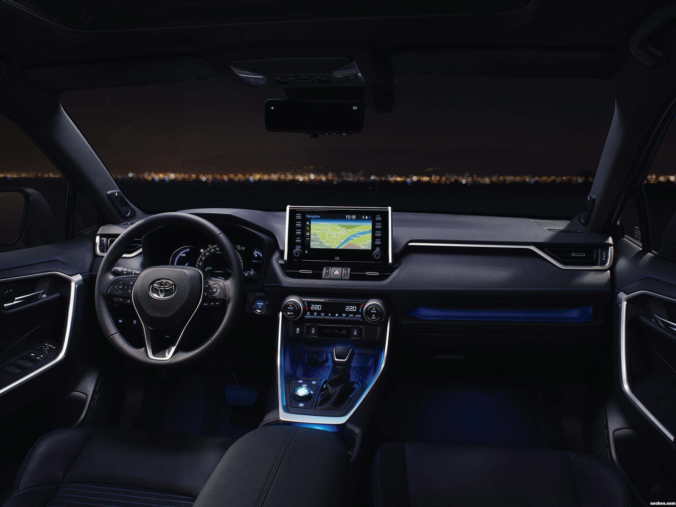 Foto 7 de Toyota RAV4 Hybrid 2019