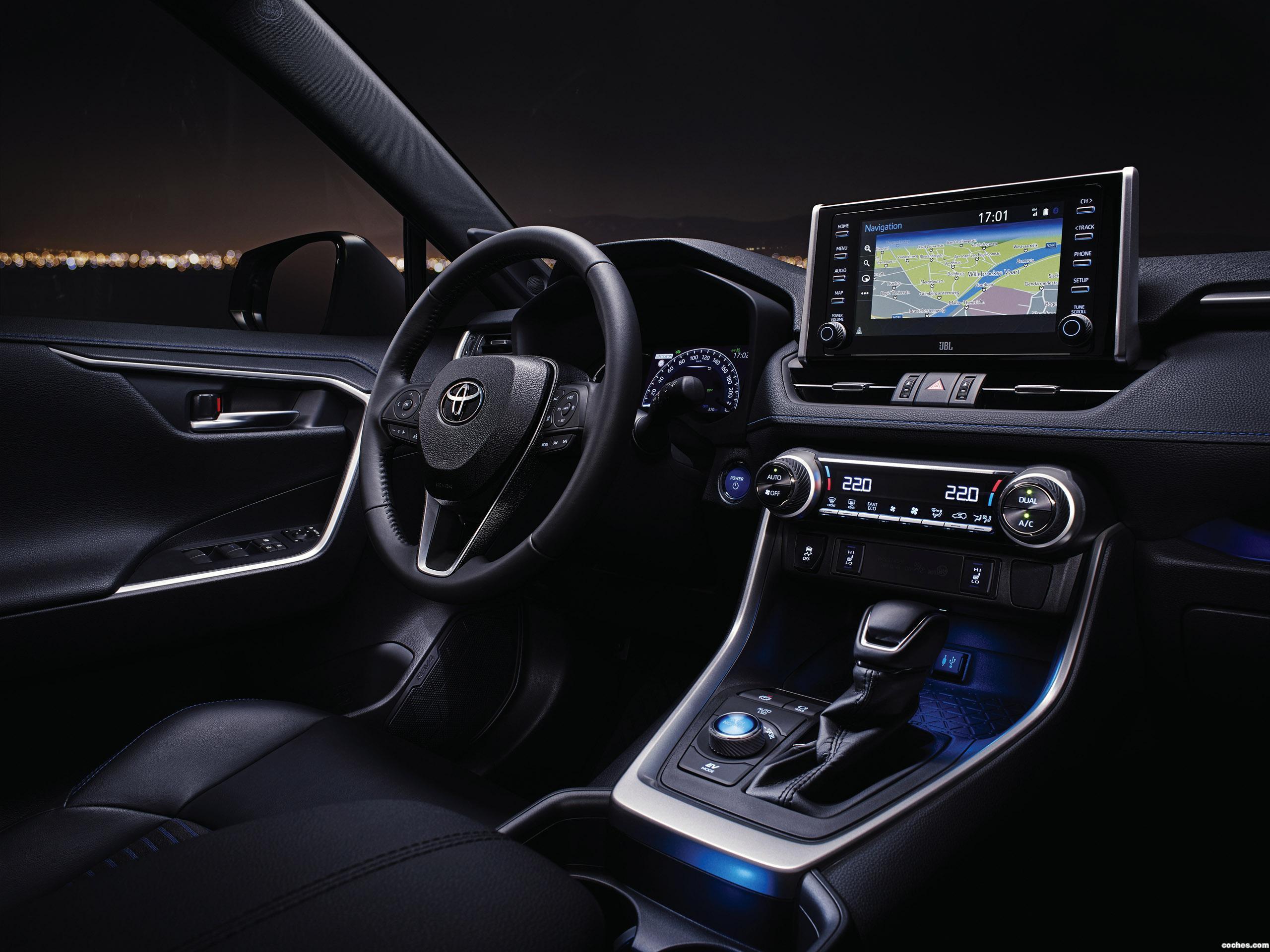 Foto 6 de Toyota RAV4 Hybrid 2019