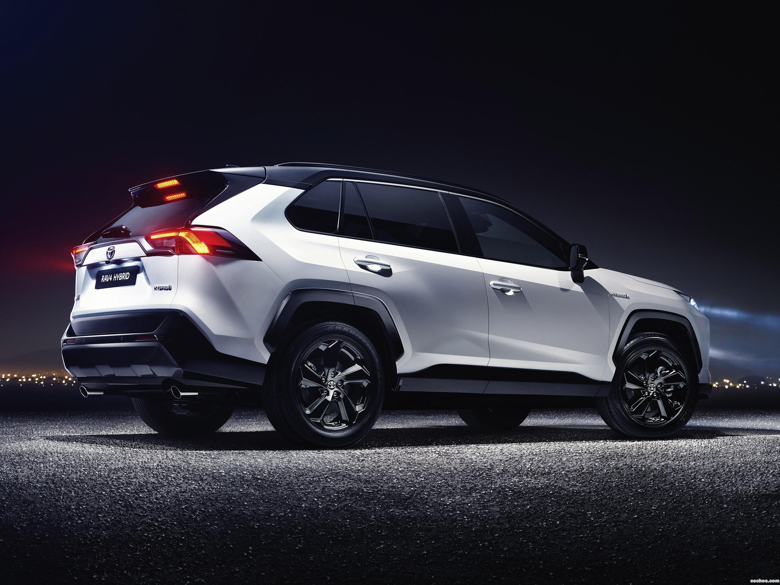 Foto 3 de Toyota RAV4 Hybrid 2019