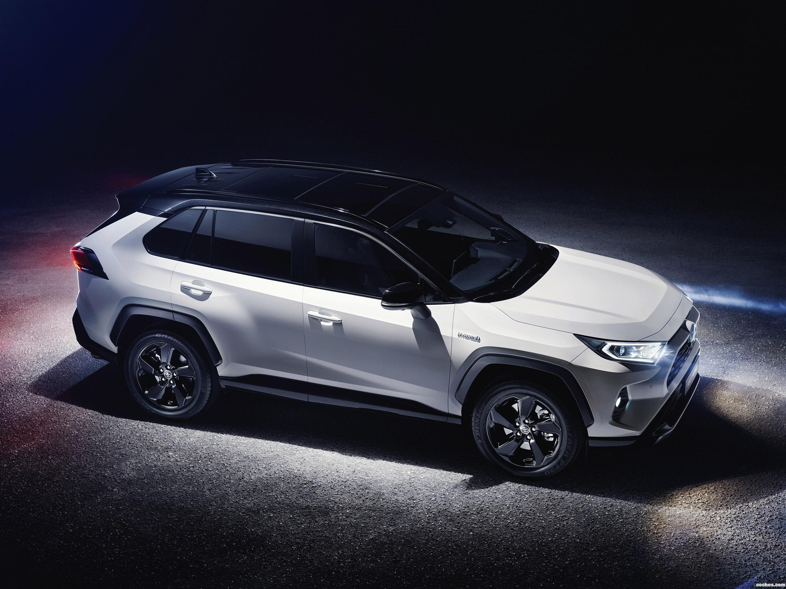 Foto 2 de Toyota RAV4 Hybrid 2019
