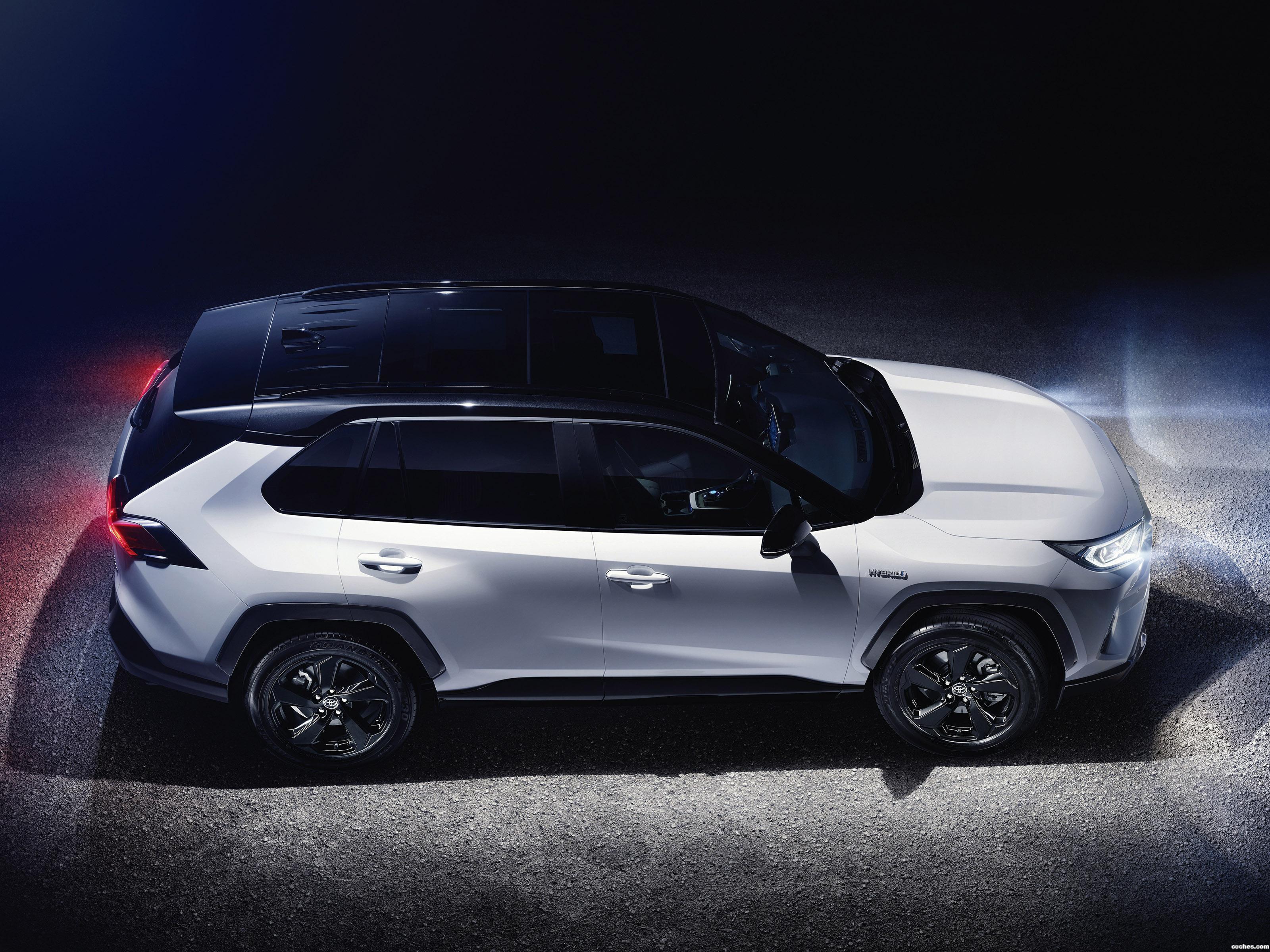 Foto 1 de Toyota RAV4 Hybrid 2019