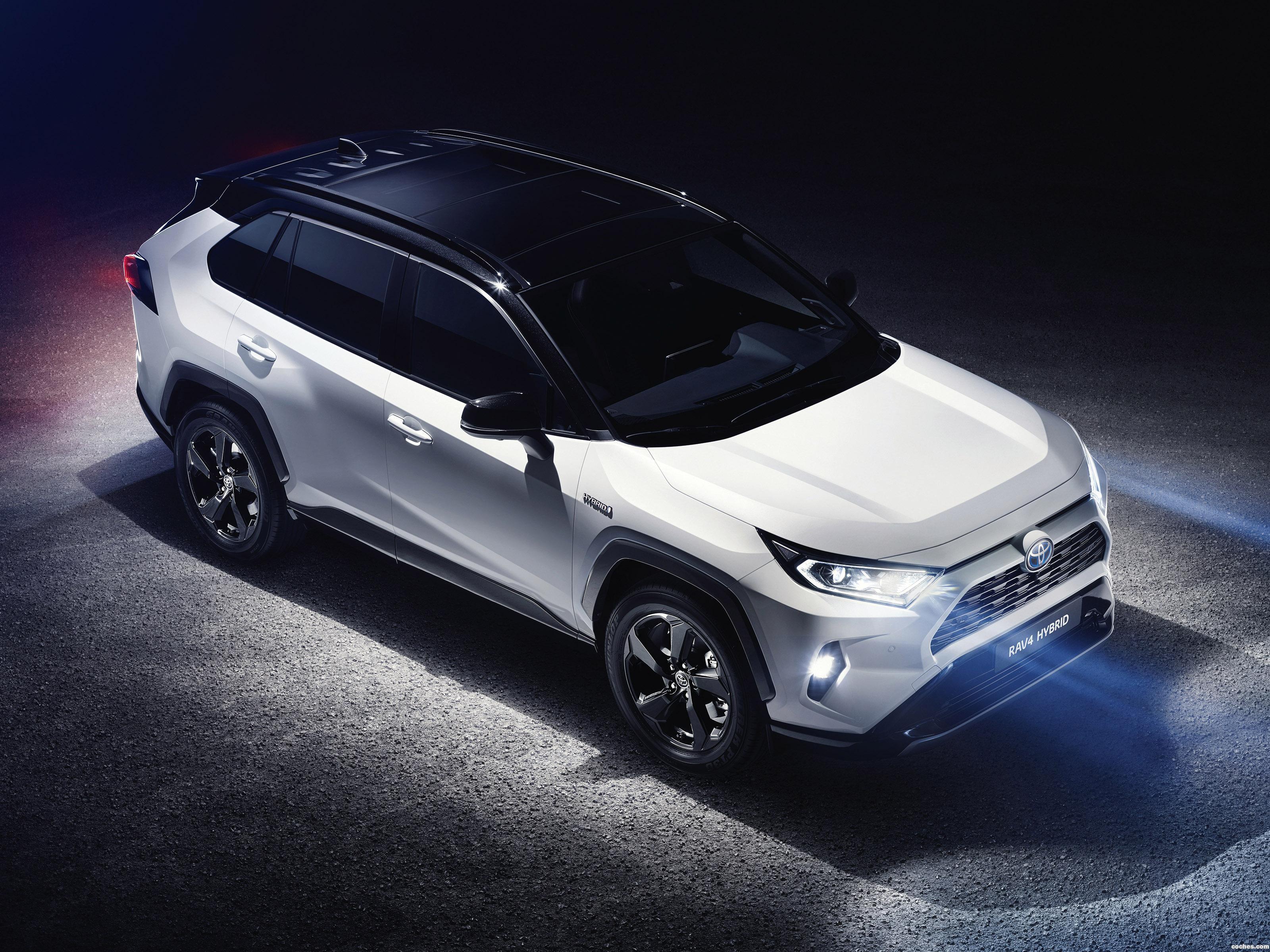 Foto 0 de Toyota RAV4 Hybrid 2019