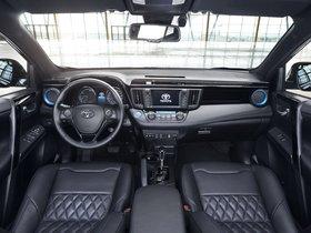 Ver foto 7 de Toyota RAV4 Hybrid Sapphire 2016