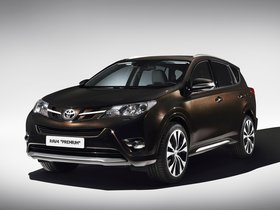 Ver foto 1 de Toyota RAV4 Premium 2013