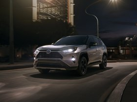 Ver foto 3 de Toyota RAV4 XSE Hybrid USA 2018