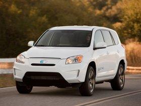Ver foto 9 de Toyota RAV-4 EV Concept 2010