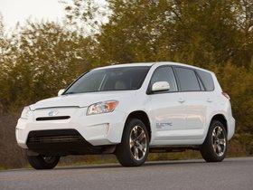 Ver foto 8 de Toyota RAV-4 EV Concept 2010