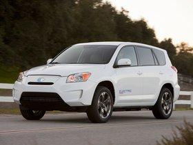 Ver foto 5 de Toyota RAV-4 EV Concept 2010