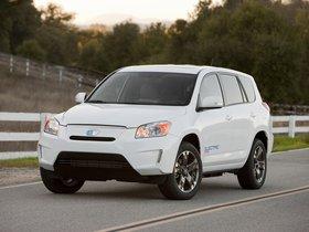 Ver foto 4 de Toyota RAV-4 EV Concept 2010