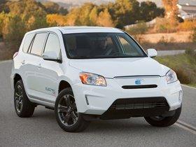 Ver foto 1 de Toyota RAV-4 EV Concept 2010
