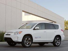 Ver foto 16 de Toyota RAV-4 EV Concept 2010