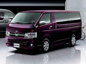 Ver foto 2 de Toyota Hiace Regius Super GL Prime Selection 2012