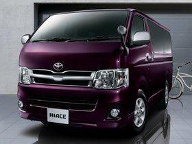 Ver foto 1 de Toyota Hiace Regius Super GL Prime Selection 2012