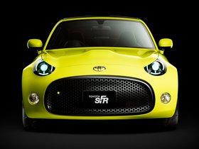 Ver foto 4 de Toyota S-FR Concept 2015