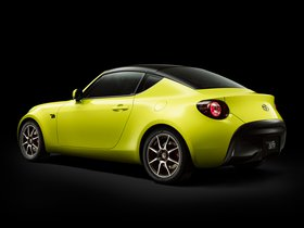 Ver foto 9 de Toyota S-FR Concept 2015