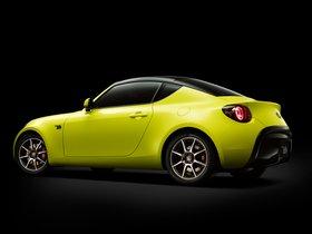 Ver foto 8 de Toyota S-FR Concept 2015