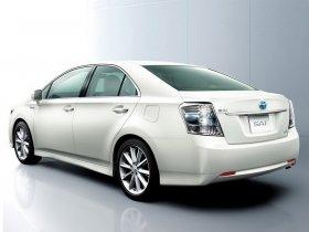 Ver foto 6 de Toyota SAI Hybrid 2010