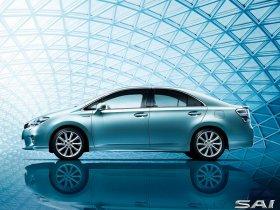 Ver foto 4 de Toyota SAI Hybrid 2010