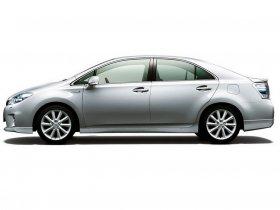 Ver foto 3 de Toyota SAI Hybrid 2010