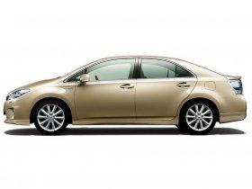 Ver foto 2 de Toyota SAI Hybrid 2010