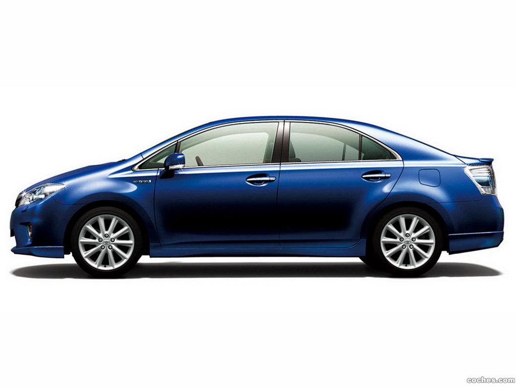 Foto 6 de Toyota SAI Hybrid 2010
