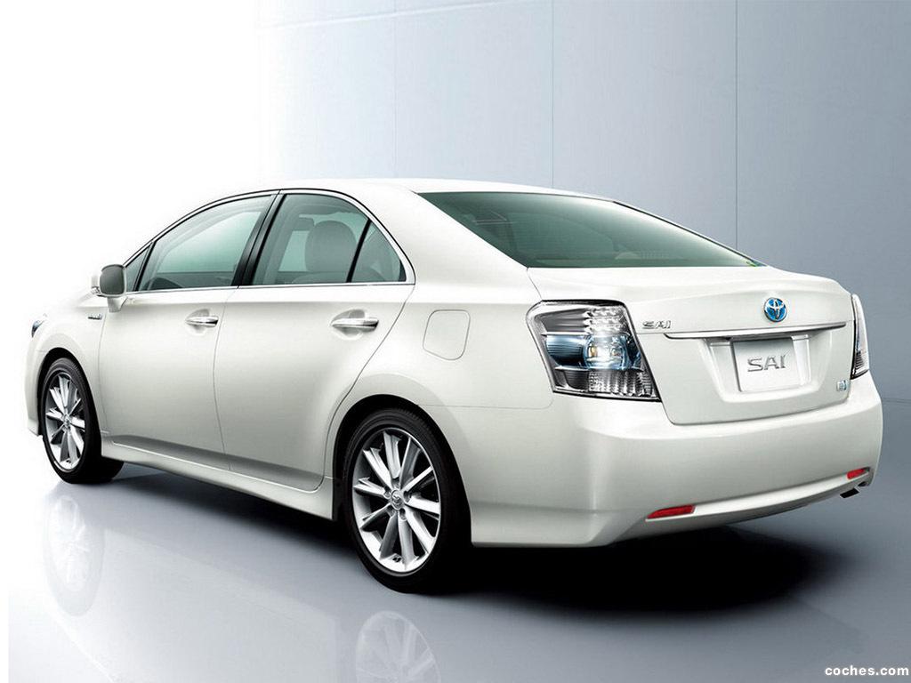 Foto 5 de Toyota SAI Hybrid 2010