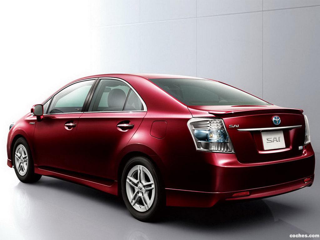 Foto 4 de Toyota SAI Hybrid 2010