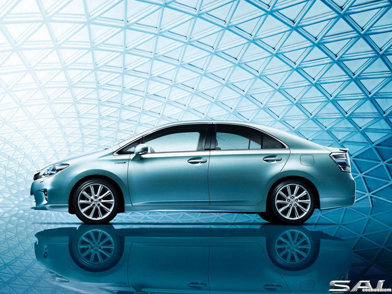 Foto 3 de Toyota SAI Hybrid 2010