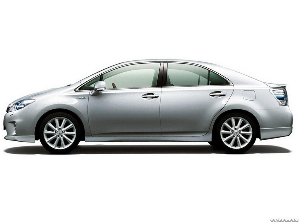Foto 2 de Toyota SAI Hybrid 2010