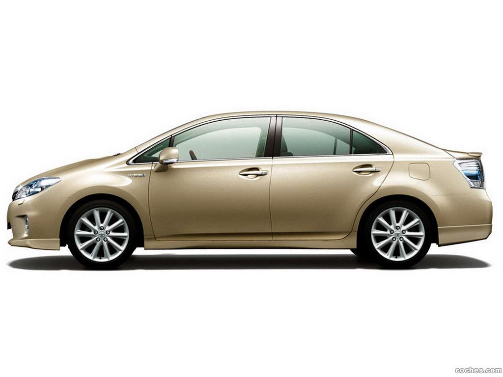 Foto 1 de Toyota SAI Hybrid 2010