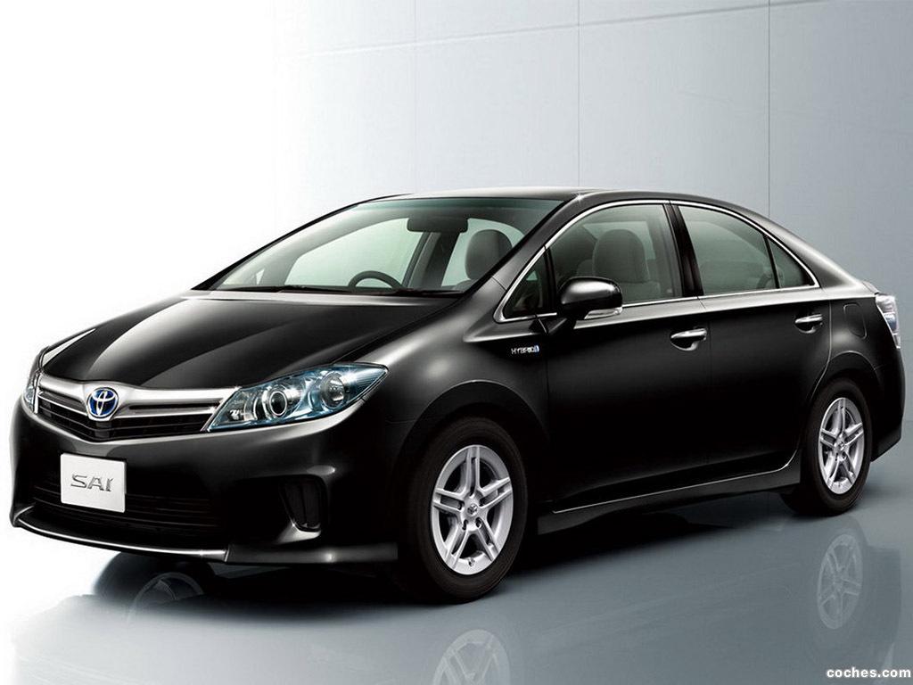 Foto 0 de Toyota SAI Hybrid 2010