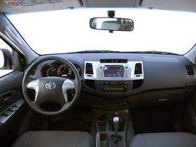 Ver foto 8 de Toyota SW4 2012