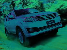 Ver foto 7 de Toyota SW4 2012