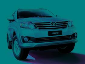 Ver foto 6 de Toyota SW4 2012
