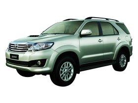 Ver foto 5 de Toyota SW4 2012