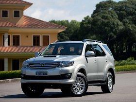 Ver foto 2 de Toyota SW4 2012