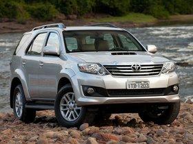 Ver foto 1 de Toyota SW4 2012