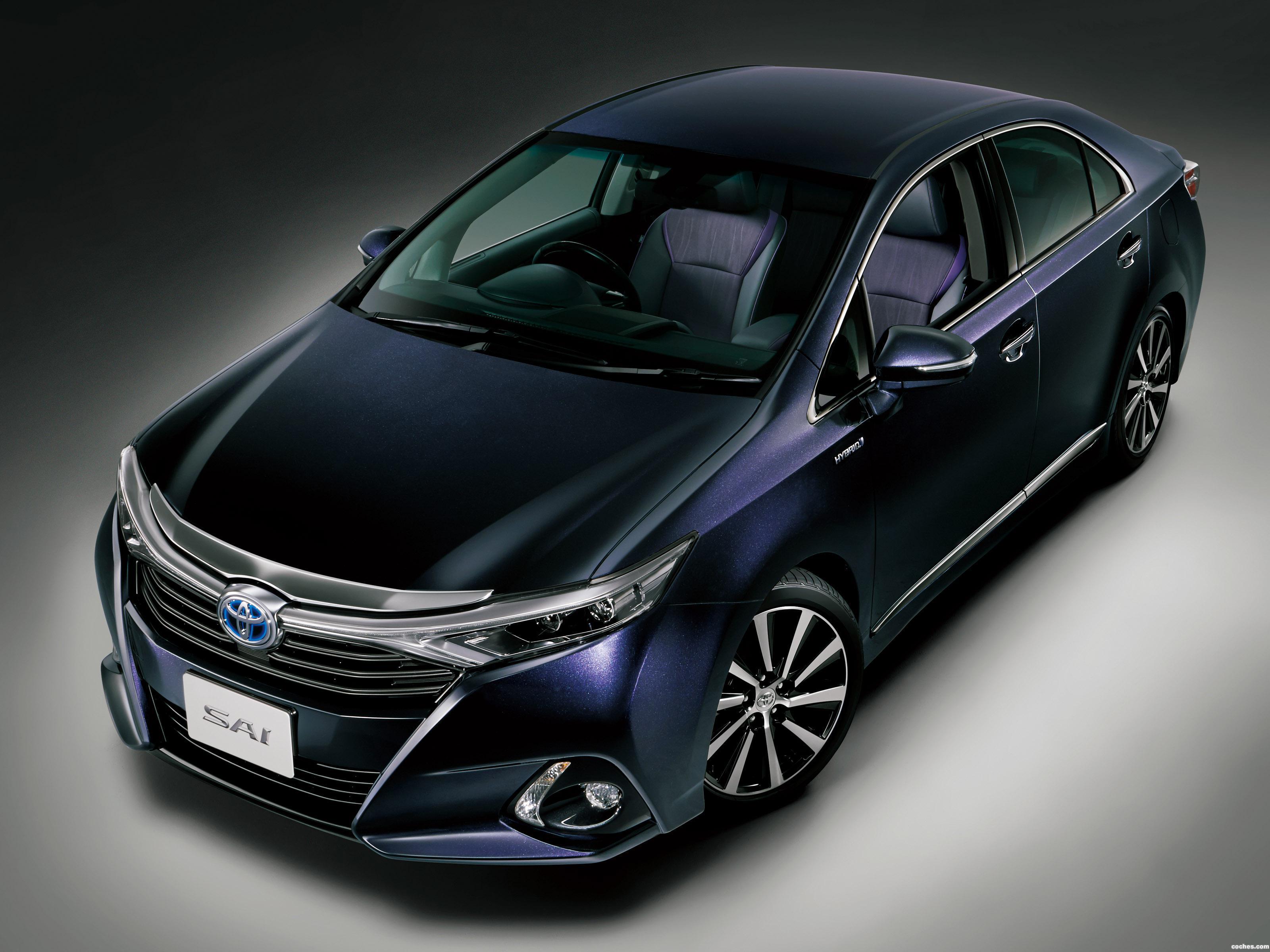 Foto 0 de Toyota Sai G Viola 2015