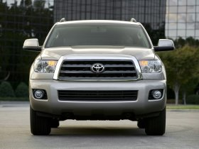Ver foto 9 de Toyota Sequoia 2008