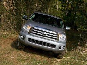 Ver foto 6 de Toyota Sequoia 2008