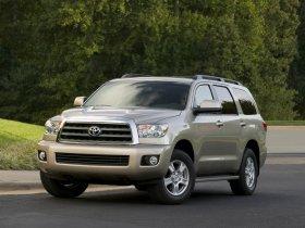 Ver foto 5 de Toyota Sequoia 2008