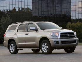 Ver foto 4 de Toyota Sequoia 2008