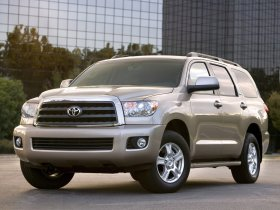 Fotos de Toyota Sequoia